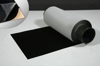 Metal velvet Foil roll