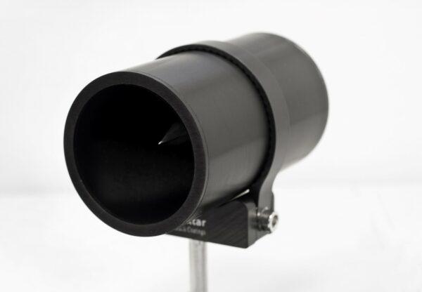 black coated tube laser beam dump