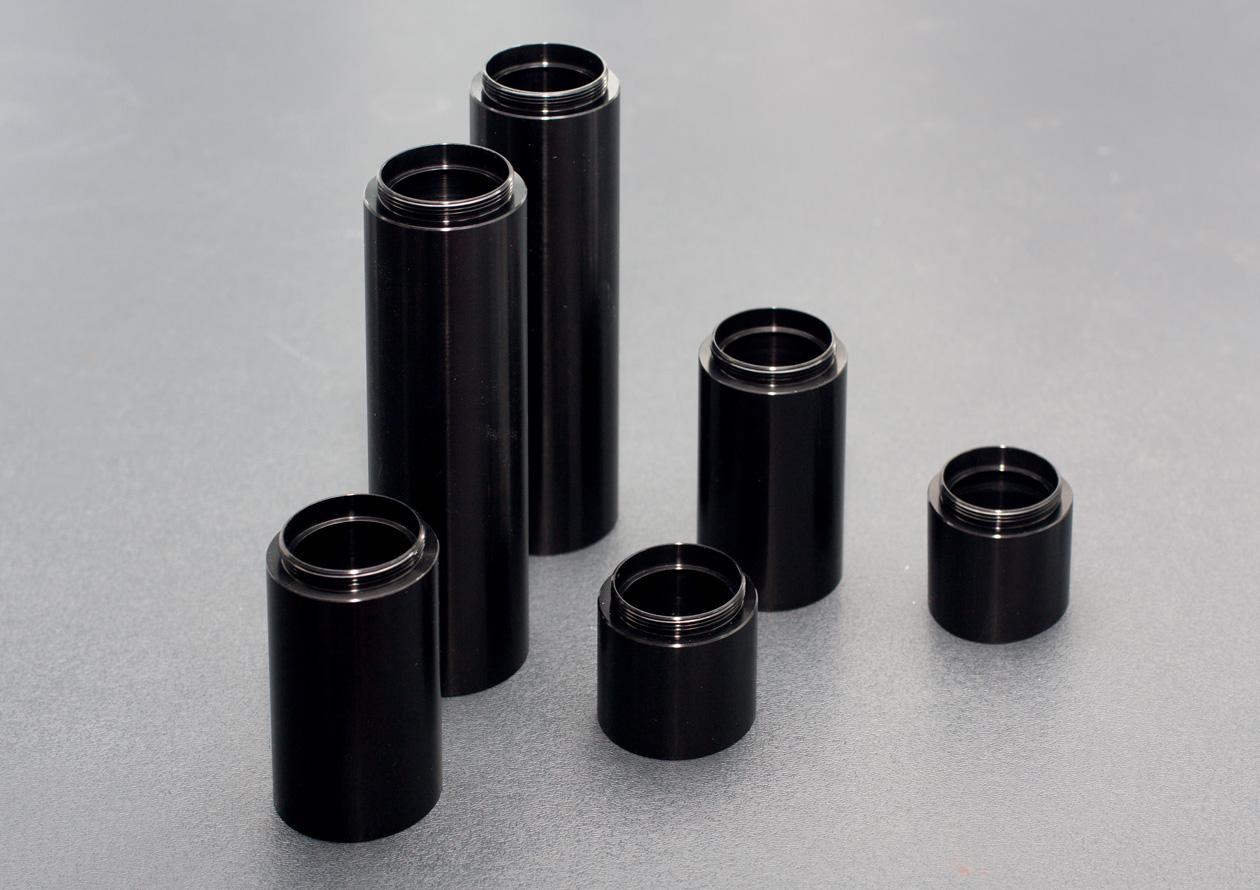 Hexa Black Noise Reduction Extension Tubes 2