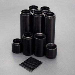Hexa Black Noise Reduction Extension Tubes