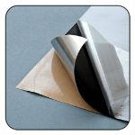 Metal Velvet self-adhesive coated foil sheet