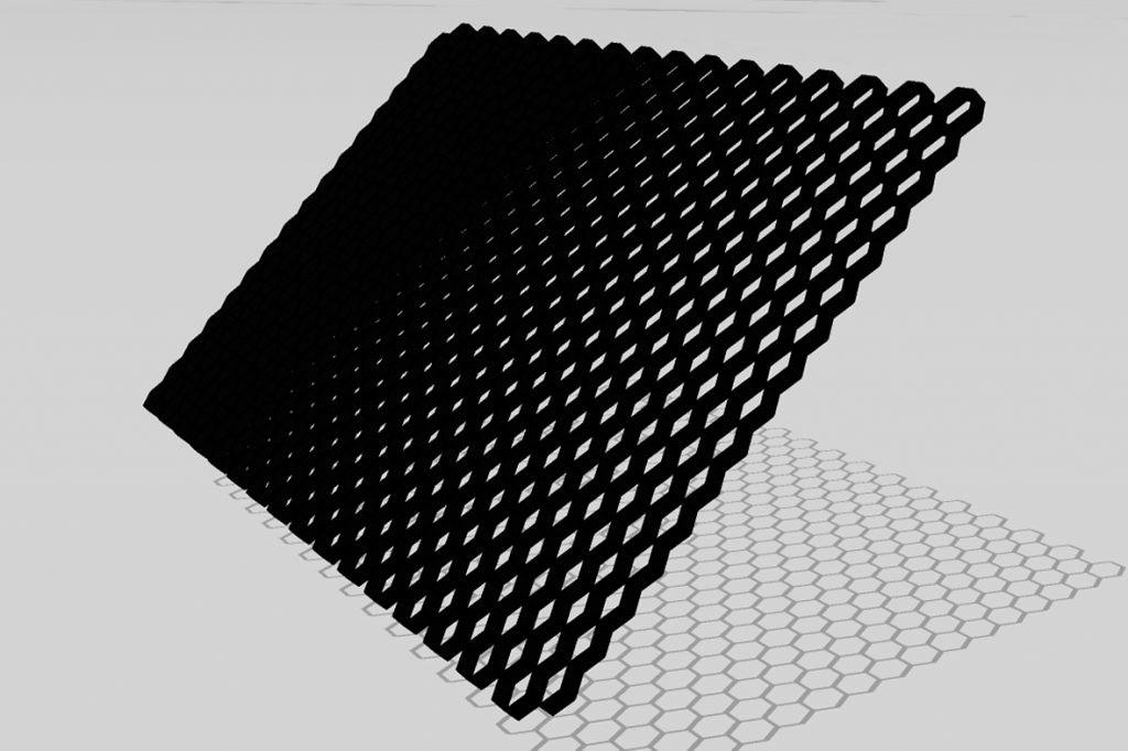 Hexa Black Light Trap Sheet