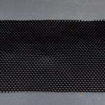 Hexa Black Sheet full size